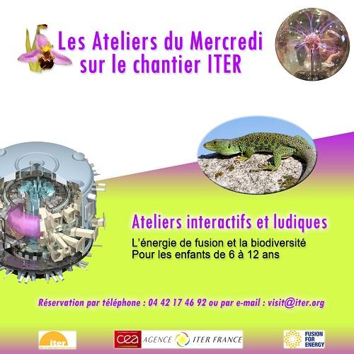 Flyers – Atelier ITER