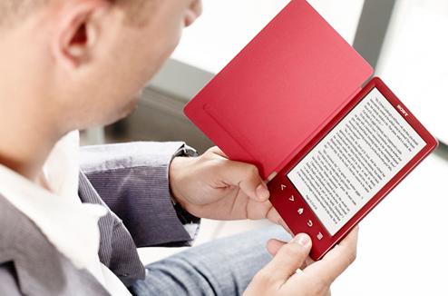 Le marché du e-Book