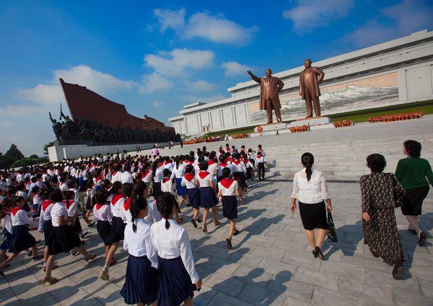 Photos interdites de la Corée du Nord